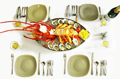 Crayfish-Platter